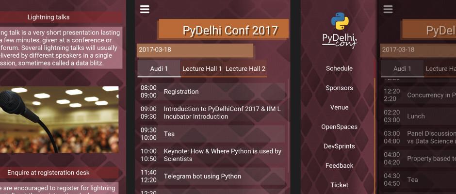Kivy: Cross-platform Python Framework for NUI Development